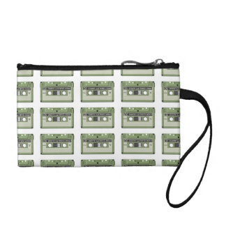 Old school cassette Tape Coin Purse