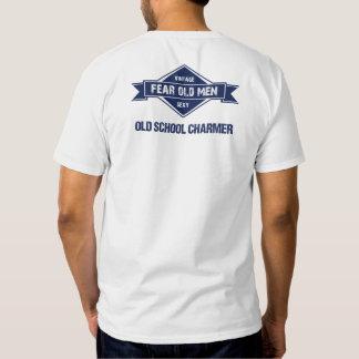 Old School Charmer Tshirts