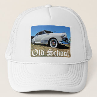 Old School Chevy Fleetline Lowrider Bomb Car Hat