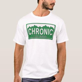 OLD SCHOOL COLORADO CHRONIC EMBOSSED T-Shirt