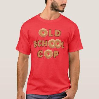 Old School Cop T-Shirt