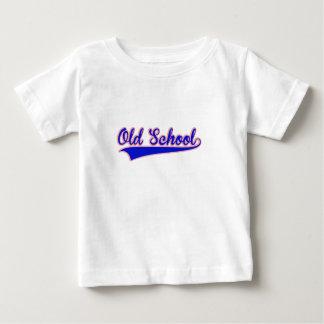 Old school design t-shirts