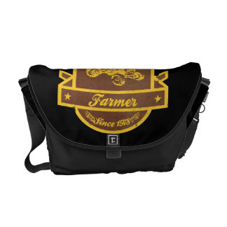 Old school farmer commuter bag