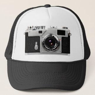 Old School Film Camera Trucker Hat