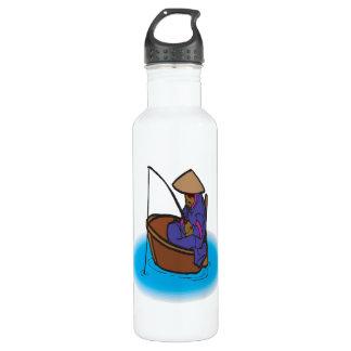 Old School Fishing 2 710 Ml Water Bottle