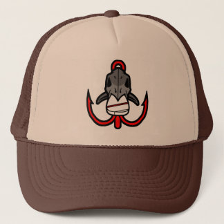 Old School Fishing Fury Hat