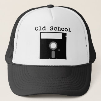 """Old School Floppy"" Hat"