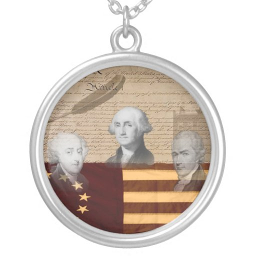 OLD SCHOOL FOUNDING FATHERS PENDANTS