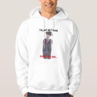 Old School Funky-hoodie Sweatshirts