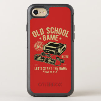 Old School Game Otterbox Phone Case
