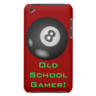 Old School Gamer 8Ball IPod Touch Case