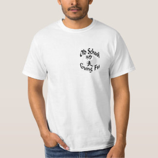 Old School Gung Fu #1 T-Shirt