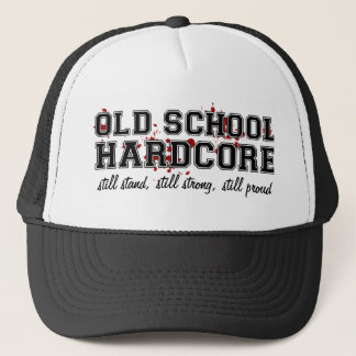 Old School Hardcore Hat