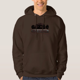 Old School Hot Rod Hoodie