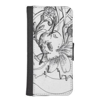 Old school iPhone SE/5/5s wallet case