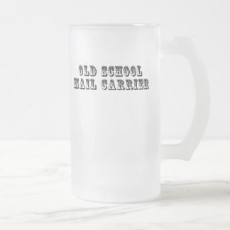 Old School Mail Carrier Mug