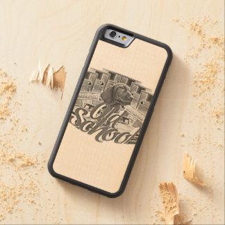 Old School Maple iPhone 6 Bumper Case