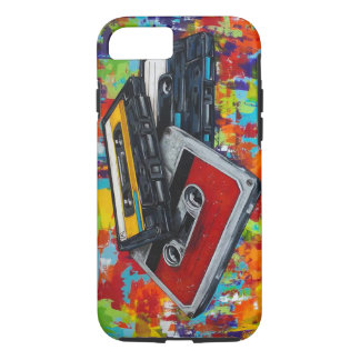 Old School Mix Tape iPhone 8/7 Case