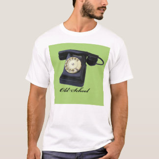 Old School Phone T-Shirt
