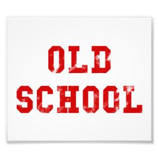 Old School Photo Art
