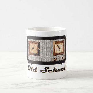 Old School Radio Retro Vintage Mug