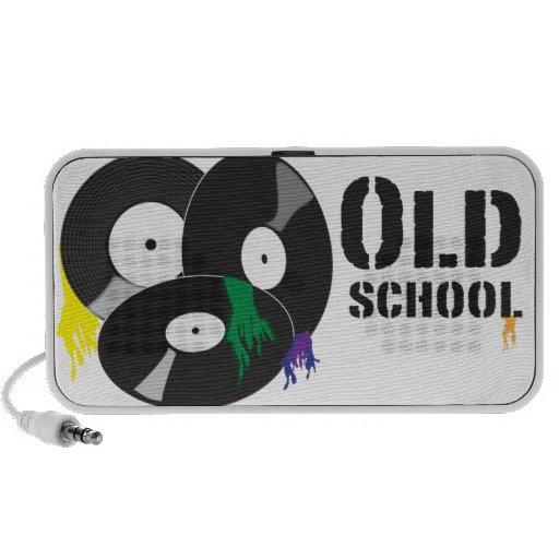Old School iPod Speakers