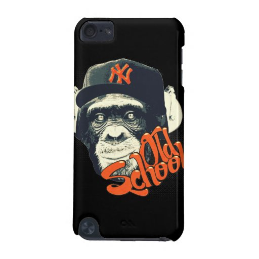 Old school swag monkey iPod touch 5G case
