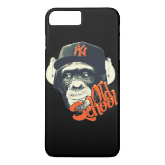 Old school swag monkey iPhone 7 plus case
