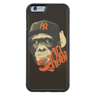 Old school swag monkey maple iPhone 6 bumper