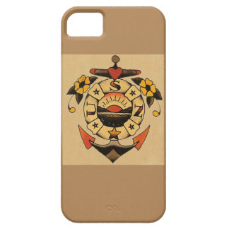 Old School tattoo iPhone 5 Cases