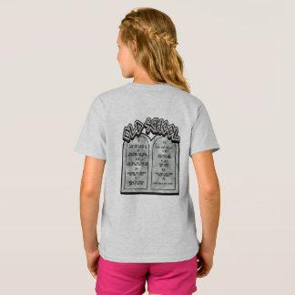 Old School Ten Commandments T-Shirt