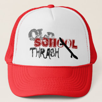 Old School Thrash Trucker Hat