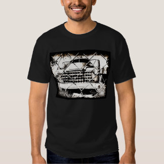 Old School Truck with Attitude Shirts