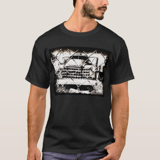 Old School Truck with Attitude T-Shirt