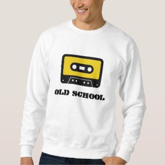 OLD SCHOOL types Sweatshirt