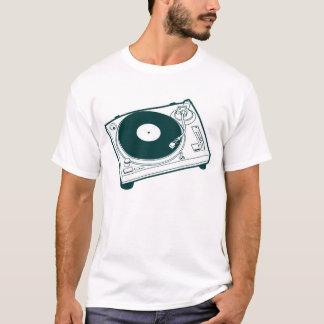 Old School Wax / Turntable T-Shirt