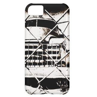Old School with Attitude iPhone 5C Case