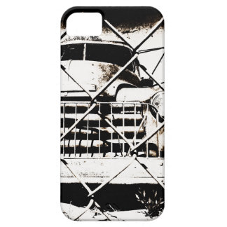 Old School with Attitude iPhone 5 Cases