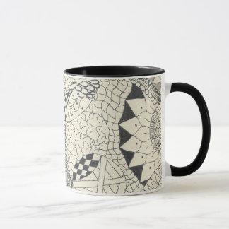 Old School Zen Mug