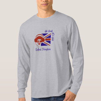 old sckool dj's club UK T-Shirt