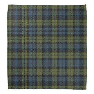 Old Scotsman Campbell Tartan Plaid Bandana