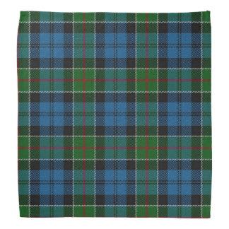 Old Scotsman Clan Colquhoun Tartan Plaid Bandana
