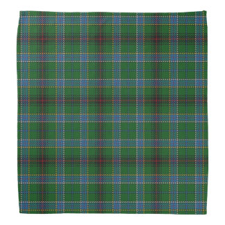 Old Scotsman Clan Duncan Tartan Plaid Bandana