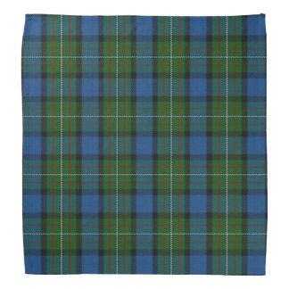 Old Scotsman Clan Fergusson Ferguson Tartan Plaid Bandana