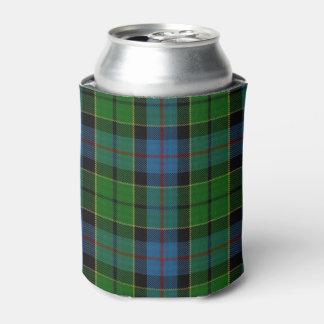 Old Scotsman Clan Forsyth Forsythe Tartan Can Cooler