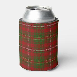 Old Scotsman Clan Hay Tartan Can Cooler
