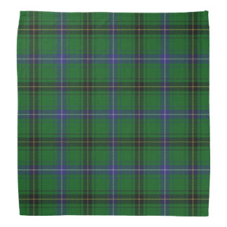 Old Scotsman Clan Henderson Tartan Plaid Bandana