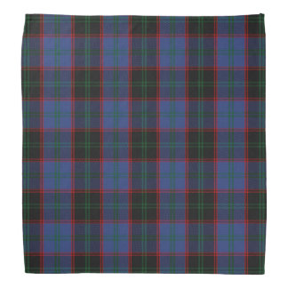Old Scotsman Clan Home Tartan Plaid Bandana