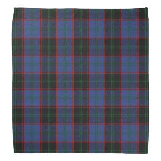 Old Scotsman Clan Home Tartan Plaid Kerchief