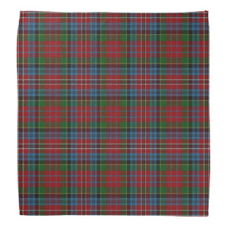 Old Scotsman Clan Kidd Tartan Plaid Bandana